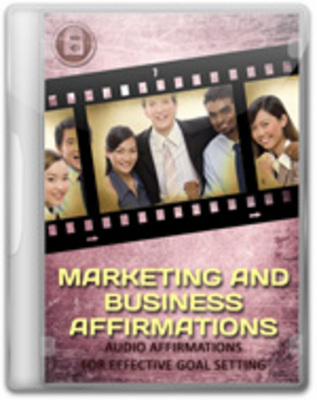 Pay for Marketing and Business Affirmations Audios with MRR