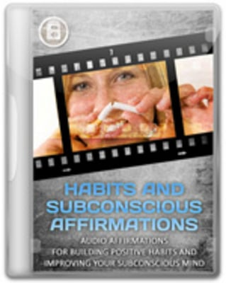 Pay for Breaking Habits Affirmations Audios with MRR