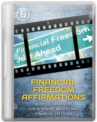 Pay for Financial Freedom Affirmations Audios with MRR