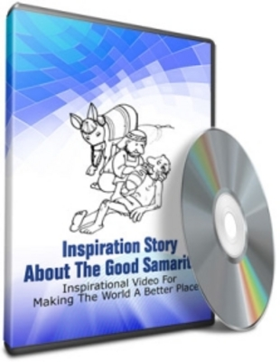 Pay for Inspirational Stories Video - The Good Samaritan with Resale