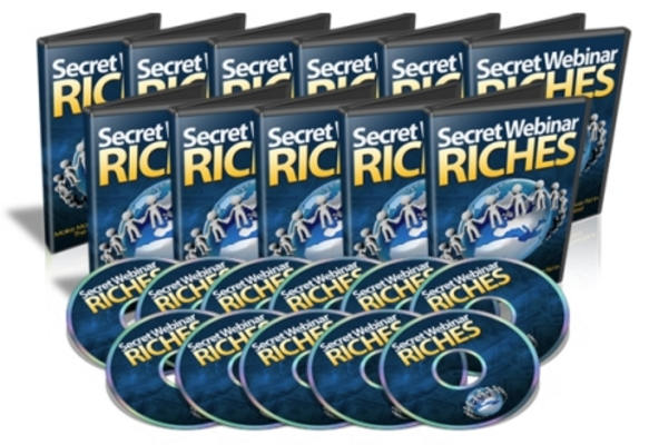 Pay for Secret Webinar Riches with MRR