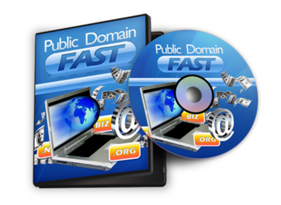 Pay for Public Domain Fast
