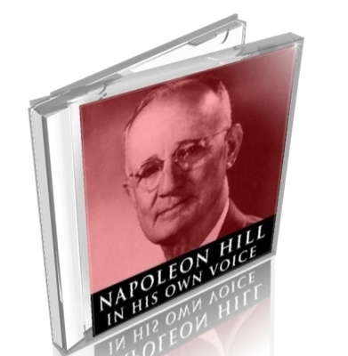 Pay for Napoleon Hill In His Own Voice Audios with MRR
