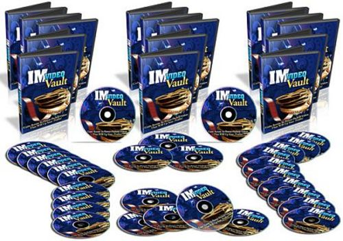 Pay for IM Video Vault 1, 2 and 3 with Resale Rights