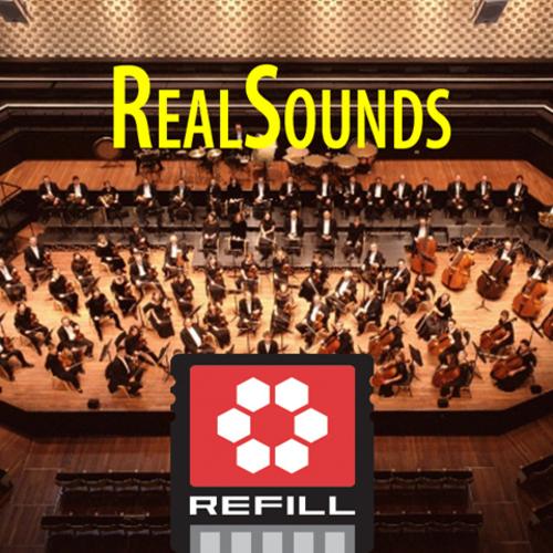 Pay for RealSounds Reason ReFill - Mellotron