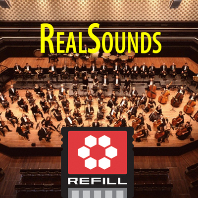 Pay for RealSounds Reason ReFill - Flute