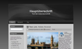 Thumbnail BlackDream - Wordpress Layout