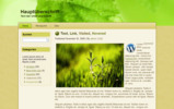 Thumbnail GreenWorld - Wordpress Layout