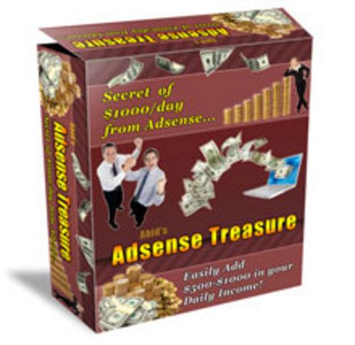 Pay for Adsense Treasure