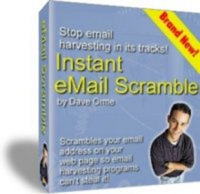 Pay for Instant Email Scrambler