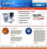 Thumbnail Web Template 2.0 for Hosting and domain Company