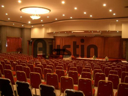 Pay for Architecture in the meeting room, hall of UGM medical faculty