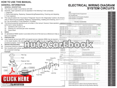 Subaru Legacy 1992 Service & Wiring Manual on