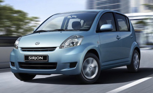 2004-2012 DAIHATSU SIRION Service Repair Manual DOWNLOAD on