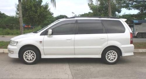 Space wagon service manual download