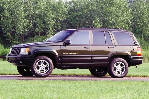 1993 1998 jeep grand cherokee zj service manual download download rh tradebit com User Manual User Manual