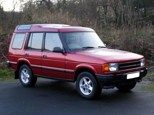 Pay for 1995-1998 LAND ROVER DISCOVERY Service Manual DOWNLOAD