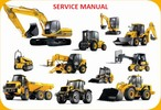 Thumbnail VOLVO A25E ARTICULATED HAULERS (ART) SERVICE MANUAL