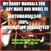 Thumbnail 2001 AUDI A8 SERVICE AND REPAIR MANUAL