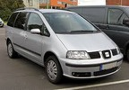 Thumbnail 2001 SEAT ALHAMBRA MK1 SERVICE AND REPAIR MANUAL