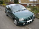 Thumbnail 1995 Renault Clio PHASE II SERVICE AND REPAIR MANUAL