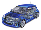 Thumbnail 2004 Renault Clio RS V6 SERVICE AND REPAIR MANUAL