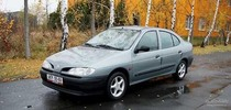 1995 Renault Megane SERVICE AND REPAIR MANUAL