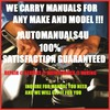 Thumbnail 2000 CHRYSLER SEBRING SERVICE AND REPAIR MANUAL