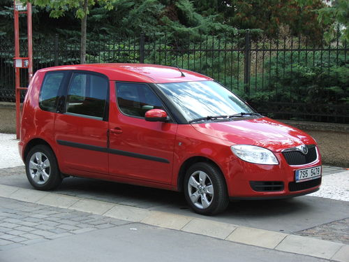 Free 2007 SKODA ROOMSTER SERVICE AND REPAIR MANUAL Download thumbnail