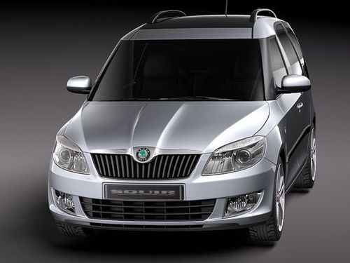 Free 2012 SKODA ROOMSTER SERVICE AND REPAIR MANUAL Download thumbnail