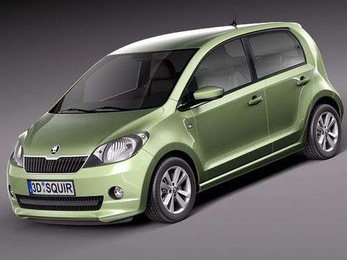 Free 2013 SKODA CITIGO SERVICE AND REPAIR MANUAL Download thumbnail