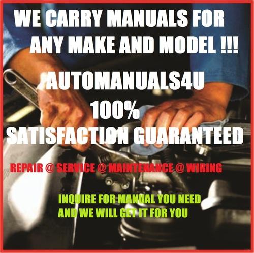 2007 pt cruiser repair manual