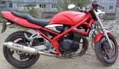 Thumbnail 1997 SUZUKI GSF400VV MOTORCYCLE SERVICE & REPAIR MANUAL - DOWNLOAD!