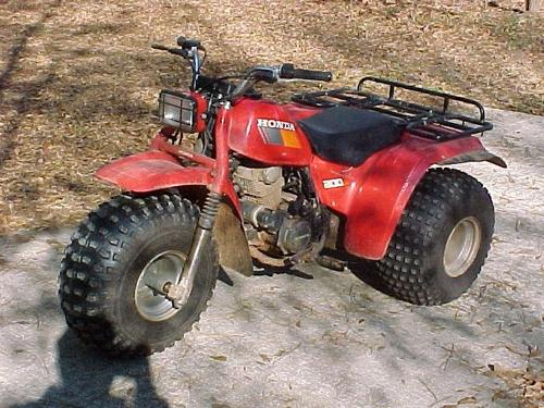 Honda Atc 200e Big Red Service  U0026 Repair Manual  1982 1983