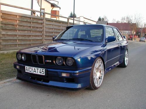 BMW E30 M3 >> Bmw E30 M3 Car Service Repair Manual Download