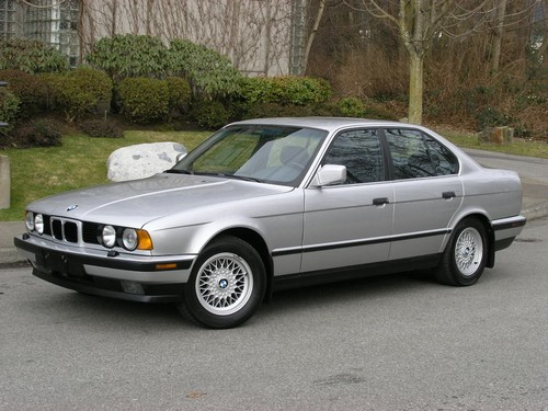 bmw 5 series e34 525i 530i 535i 540i including touring service rh tradebit com BMW E34 540I Stance BMW 7 Series E32
