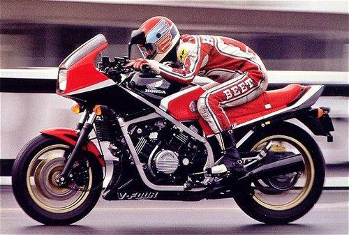 Honda Vf750f Motorcycle Service  U0026 Repair Manual  1983 1984