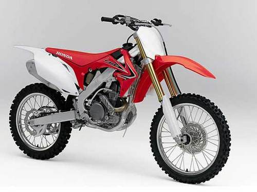 Honda Crf250r Motorcycle Service  U0026 Repair Manual  2004