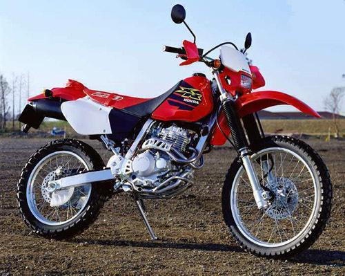 1995 Honda Xr250 Motorcycle Service  U0026 Repair Manual