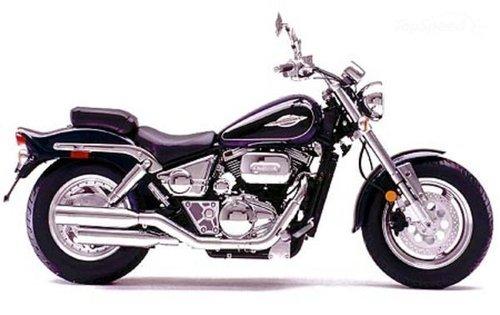 Suzuki Vz800 Marauder Boulevard M50 Motorcycle Service
