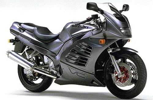 Suzuki Rf600r Motorcycle Service  U0026 Repair Manual  1993