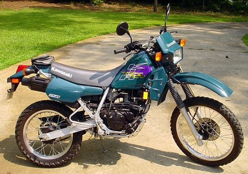 Kawasaki Klr250 Motorcycle Service  U0026 Repair Manual