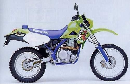 1993 KAWASAKI KLX650, KLX650R MOTORCYCLE SERVICE & REPAIR ...