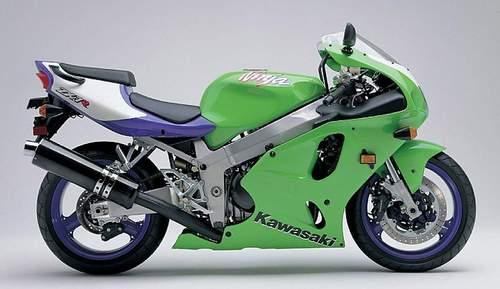 1997 Kawasaki KLR250 - Moto.ZombDrive.COM