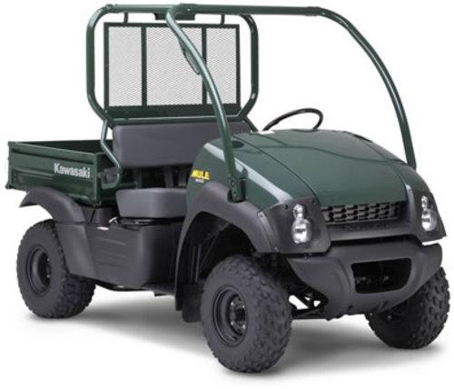 2005 kawasaki kaf400 mule 600 mule 610 4 4 utility. Black Bedroom Furniture Sets. Home Design Ideas