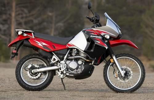 Kawasaki Klr650  Klr500  Kl650  Kl500 Motorcycle Service