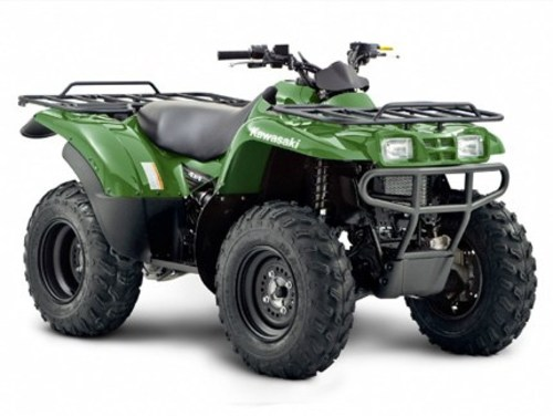 2003 Kawasaki Kvf 360 Prairie 360 Atv Service Repair Manual Download Tradebit