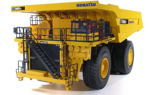 Komatsu 960e-2kt Dump Truck Service Repair Manual Download