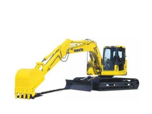 komatsu pc138uslc 10 hydraulic excavator service repair. Black Bedroom Furniture Sets. Home Design Ideas