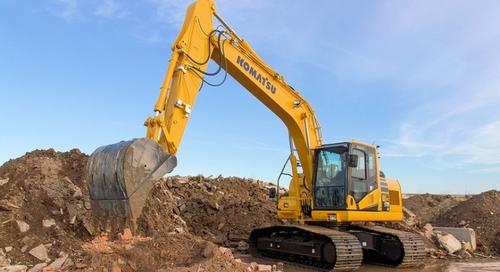komatsu pc170lc 10 hydraulic excavator service repair